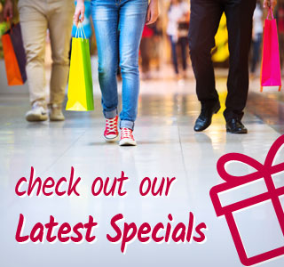 Latest Specials at Fashion Island Papamoa